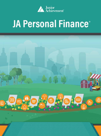 JA Personal Finance curriculum cover